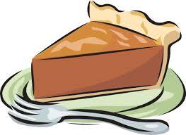 Pie great clip art of desserts
