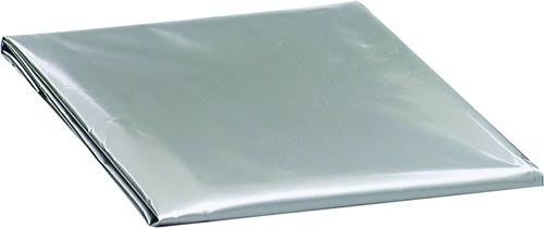 Md Building Products Indoor Window Air Conditioner Cover - Metallic