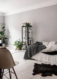 A Cozy Grey Scandinavian Studio Apartment Gravity Home DecoratingStudio Loft