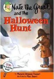 Halloween Trivia Questions And Answers Pdf by Nate The Great And The Halloween Hunt By Marjorie Weinman Sharmat