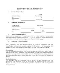 Simple Equipment Loan Agreement Template Repayment Form Monster Affiliate Free Contract Website For Repa