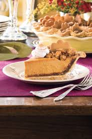 Pumpkin Pie With Pecan Streusel Topping by Perfect And Easy Pumpkin Pie Recipes Southern Living