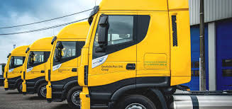 100 Natural Gas Trucks Longhaul With Natural Gas DHL Freight Connections