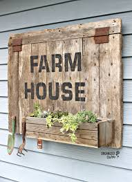 Barn Door Sign/Planter Box With Old Sign Stencils Organizedclutter ... Diy Barn Door Sign Custom Wood Wish Rustic Barn Wood Dandelion Make A Fine Decor Shop Wall Signs To Match Your Decor Rustic Western Country Red Wooden Haing Welcome I Saw That Karma Little Blue Online Store Horse Tack Room Stall Gp And Son Woodcrafting Train Insane Or Stay The Same Gym Workout With Stock Image Image Of Green 35972243 Ctommetalbunesssignavasplacewithbarn2 Alabama Metal Art Beware Ride Horses Distressed Typography Sign Most Memorable Days Usually End The Dirtiest Clothes