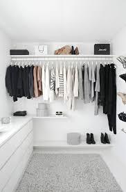 begehbarer kleiderschrank wie sie die perfekte ordnung