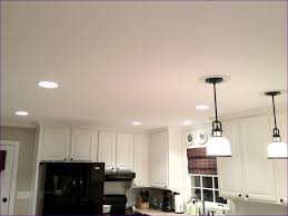 genial low profile kitchen lighting halo led l to amazing