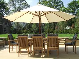 100 Wooden Parasols What Type Of Garden Parasol Is Best For My Furniture