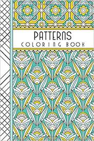 Amazon Patterns 4 X 6 Pocket Coloring Book Featuring 75 For Jenean Morrison Adult Books 9780997966749
