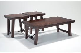 coffee and end tables living room furniture bob s discount