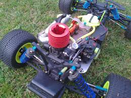 LOSI Xxx-nt Gas Truck . - R/C Tech Forums