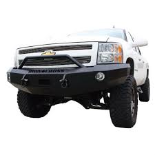 Iron Cross™ Front Bumper With Push Bar - 210793, Accessories At ...
