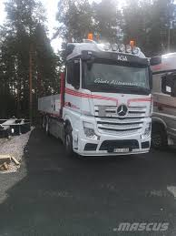 Mercedes-Benz -actros-2551 - Box Body Trucks, Price: £29,875, Year ...