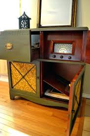 Vintage Record Player Cabinet Uk Vintage Record Player Console