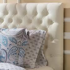 Wayfair Upholstered Queen Headboards by White Headboards You U0027ll Love Wayfair