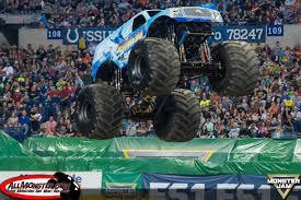 100 Monster Trucks Indianapolis Indiana Jam February 11 2017