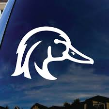 Amazon.com: Wood Duck Car Window Vinyl Decal Sticker 5