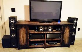 Pallet Wood Entertainment Center Got Workshop