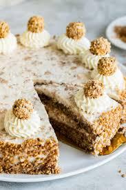 giotto torte einfach selber backen