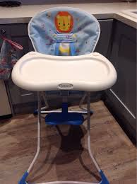Graco Lenny The Lion Highchair In GU46 Hart For £20.00 For Sale - Shpock Graco Contempo High Chair Babies Kids Nursing Feeding On Carousell Free Toy Mummys Market Tea Time Town Highchair Set Worth 5990 Amazoncom Blossom 6in1 Convertible Sapphire Baby Baby High Chair Graco In Good Cdition Neath Port Talbot Highchairs Tablefit Finley Simpleswitch Finch Bebelo 4in1 Rndabout Easy Setup Folding Child Adjustable Tray