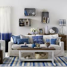 Nautical Style Living Room Furniture by Living Room Nautical Themed Lounge Beach Themed Furnishings