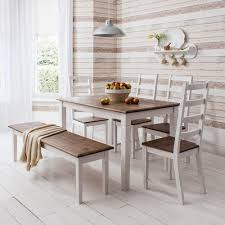 Canterbury Dining Table With 4 Chairs & Bench | Noa & Nani Ding Room Fniture Sets Barker Stonehouse Tables Ikea Uk And Chairs Ebay For Sale Gumtree Durban Table With Benches Home Design Ideas Cool Recliner Elegant 25 Yellow Vintage Art Deco Set Of 6 At Pamono Oak Suites In Svers South Africa Folding Foldable Butterfly Ellie Grey Rite Price Flooring Carpets Contemporary 5 Piece Ariana 2 Meter Cream Marble Ding Table And Chairs Cheapest Uk