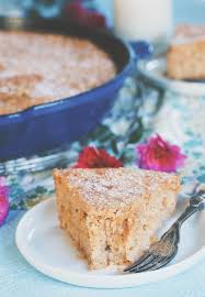Applesauce Raisin Skillet Cake A Simple Fall Dessert