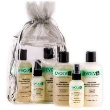 H2t Pumpkin Peel Benefits by Evolvh Hair Set Natural Ultrashine Hair Setting Fake Tan And
