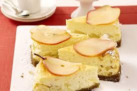 birnen frischkäse torte mit sauerrahm rezept