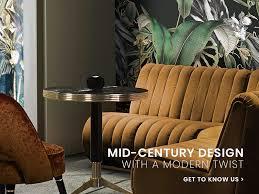 104 Modren Sofas Essential Home Mid Century Furniture