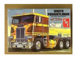 AMT 1/25 FREIGHTLINER Cabover Plastic Truck Model Kit # 620 - Mib ... Revell Iveco Stralis Truck Plastic Model Kit Trade Me Kits Colpars Hobbytown Usa Ford Photographs The Crittden Automotive Library 132 Scale Snaptite Fire Sabes Amt 125 Freightliner Cabover 620 Mib Truck Plastic Model Kits My Website Blog 3dartpol Blog Convoy Mack Plastic 1965 Chevrolet Fleetside Pickupnew Pictures Scale Auto Magazine Buy 301950s Cartruck 11 Khd A3000 Wwii German Icm Holding Model White Freightliner 2in1 For Amazoncom Monogram 124 Gmc Pickup With Snow Plough Toys
