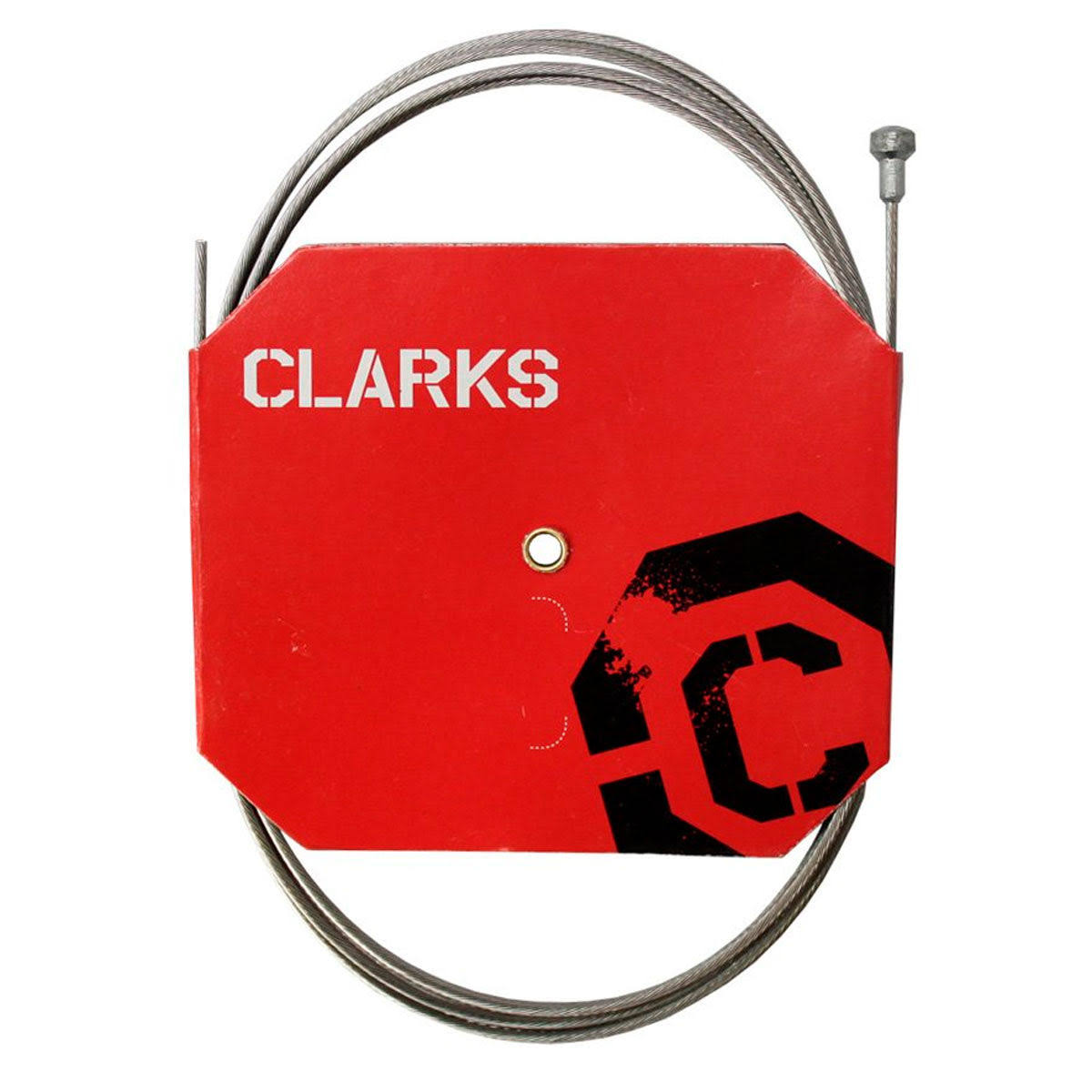 Clarks Stainless Steel Brake Cable Wire - 1.5mm x 2000mm