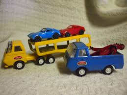 100 Matchbox Car Carrier Truck Tiny Tonka Rier 1st Version Made 2nd Version Of The Tow
