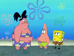 Spongebob That Sinking Feeling Full Episode by Big Sister Sam Encyclopedia Spongebobia Fandom Powered By Wikia