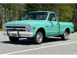 1968 Chevrolet C10 For Sale | ClassicCars.com | CC-1080046 Hemmings Find Of The Day 1972 Chevrolet Cheyenne P Daily Your Ride 1968 C10 Pickup 9 Most Expensive Vintage Chevy Trucks Sold At Barretjackson Auctions Mark Turners 68 Was Built By Brian Finch Hot Rod 2017 Silverado 2500hd 3500hd Warranty Review Car And The 1970 Truck Page 6772 Seat Covers Ricks Custom Upholstery Stepside For Sale 81561 Mcg Supercharged Chevy C10 Youtube New Used Sale In Md Criswell