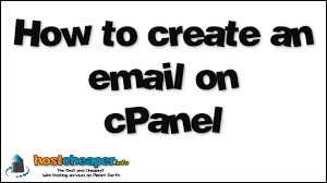 How To Create An Email On CPanel The Best And Cheapest Web Hosting ... Email Hosting With Your Domain 15 Minute Mondays How To Manage Your Hostcheaper Email Through Gmail Business Plans Genxeg Digitalwurl Web At Its Best 8 Best Images On Pinterest Mahi Host Cporate 30gb With Ox App Suite In Services India Get Life Tips The Noida Service Is From Computehost Neigritty Reviews Expert Opinion Feb 2018 Top 10 New Zealand