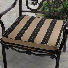 Allen And Roth Deep Seat Patio Cushions by Mozaic Company Sunbrella Corded Indoor Outdoor Chair Cushion