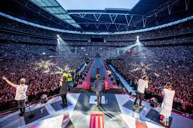Recap One Direction At Wembley