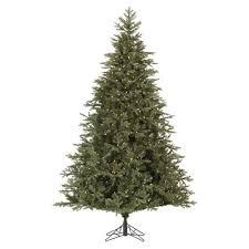 45 Foot Pre Lit Christmas Tree