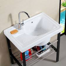Stainless Steel Utility Sink Canada by Best 25 Laundry Tubs Ideas On Pinterest Industrial Utility