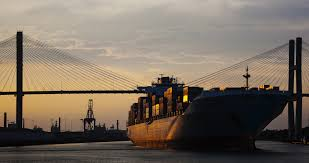 Georgia Ports Authority Breaks Container Volume Record ...