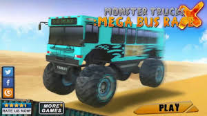 Monster Trucks X Mega Bus Race (Trimco Games) - Android Gameplay ... Car Racing Games Offroad Monster Truck Drive 3d Gameplay Transform Race Atv Bike Jeep Android Apps Rig Trucks 4x4 Review Destruction Enemy Slime Soccer 3d Super 2d On Google Play For Kids 2 Free Online Mountain Heavy Vehicle Driving And Hero By Kaufcom Wheels Kings Of Crash