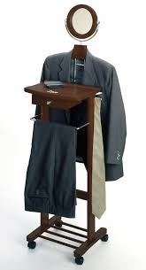 Mens Dresser Valet by Winsome Valet Stand With Mirror Drawer Tie Hook Casters By Oj