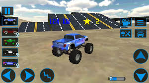 100 Monster Truck Simulator Driving 3D Android Gameplay S For
