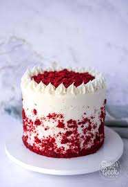 how to make an authentic velvet layer cake with