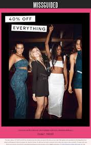 Missguided Coupons - 40% Off Everything At Missguided Via ... Miss A Coupon Code The Aquarium In Chicago Dresslink Promo Codes October 2019 Findercom Missguidedus Com Ocado Money Off First Order Another Clothing Haulhell Yes With Discount Code Missguided Styles Love Island Ad Singtel Disney On Ice Madewell Discount Womens Fashion Vouchers And Discount Codes Blanqi Lugz Whlist Email From Missguided With Product Recommendations Personalized Birthday Everything But Water 2018 Pizza Hut