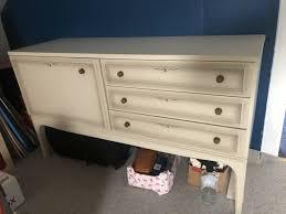 kommode sideboard vintage weiß wohnzimmer schlafzimmer in
