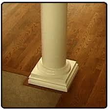 pole wrap polecoverings com classic column