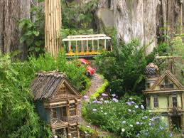 File San Francisco train model at the Botanic Garden Chicago 002