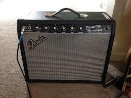 1x10 Guitar Cabinet Plans by Fender 65 Princeton Reverb 15w 1x10 Tube Guitar Combo Amp Black