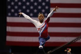 Simone Biles Floor Routine Score by Simone Biles Edges Out Kyla Ross For 2013 U S National Title